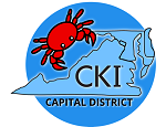 Capital District of Circle K International Logo